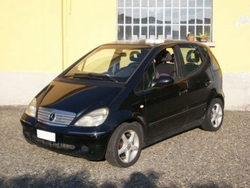 MERCEDES-BENZ A 170 DIESEL SOLO EXPORT O COMMERCIANTI
