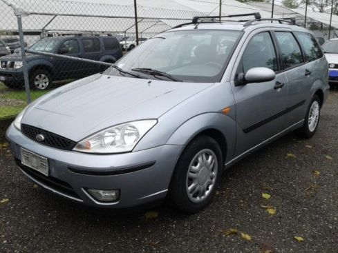 FORD Focus 1.8 TDCi (100CV) cat SW Zetec