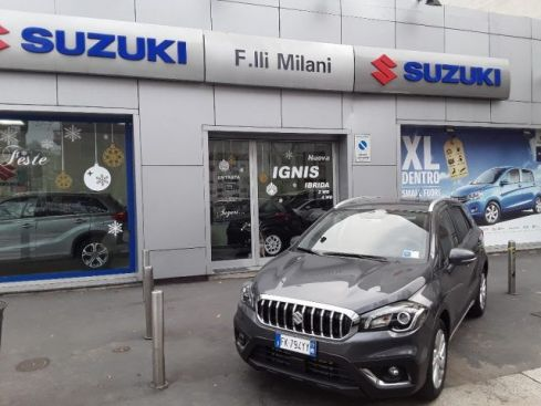 Suzuki S-Cross 1.6 DDiS 4WD All Grip DCT