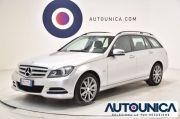 Mercedes-Benz C 200 CDI S.W. BLUEEFFICIENCY EXECUTIVE AUT NAVI XENON