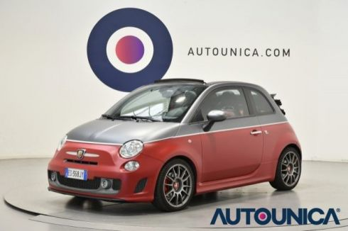 ABARTH 595C 1.4 TURBO T-JET MTA TURISMO COLORE OPACO