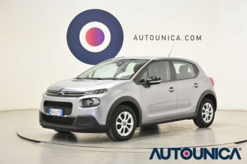 CITROEN C3 1.2 PURETECH FEEL IDEALE PER NEOPATENTATI
