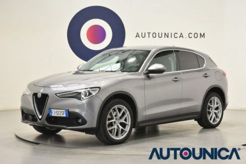 ALFA ROMEO Stelvio 2.2 TURBODIESEL 210 CV AT8 Q4 EXECUTIVE FARI XENON