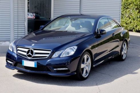MERCEDES-BENZ E 250 Cdi Coupé BlueEFFICIENCY (km 13163)