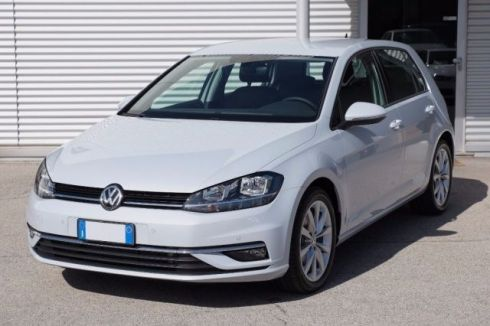 VOLKSWAGEN Golf 2.0 Tdi 15ocv Dsg 5p. Executive B.M. Tech. (09.17)