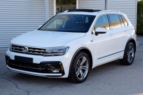 VOLKSWAGEN Tiguan 2.0 Tdi 190cv Dsg 4motion Advanced R-line Open Sky