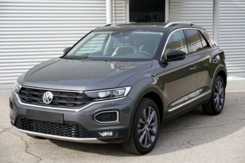 VOLKSWAGEN T-Roc 2.0 Tdi 150cv 4motion Advanced B.m. Technology