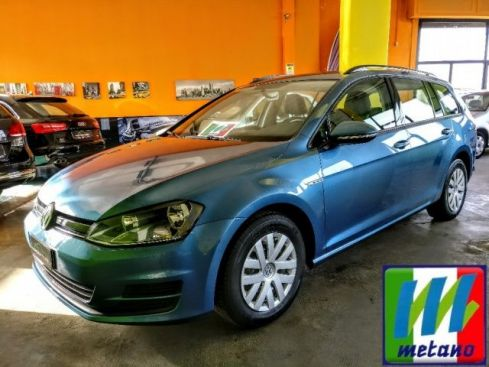 VOLKSWAGEN Golf 1.4 TGI Trendline BlueMotion
