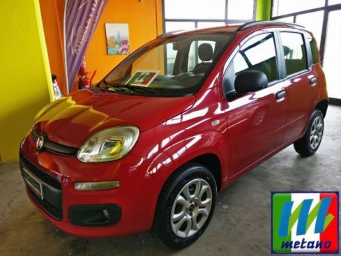 FIAT Panda 0.9 TwinAir Turbo Natural Power Pop