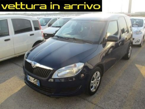 SKODA Roomster 1.6 TDI CR 90CV Active