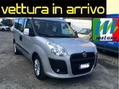 FIAT Doblò Doblò 1.4 T-Jet 16V Natural Power Emotion