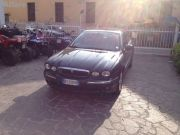 JAGUAR X-TYPE 3.0 V6 24V CAT EXECUTIVE