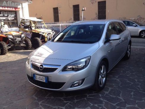OPEL Astra 2.0 CDTI 165CV Sports Tourer aut. Cosmo S