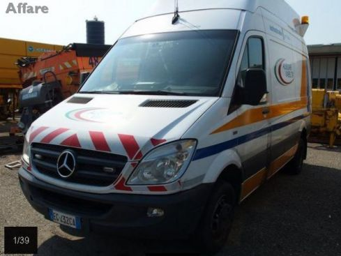 MERCEDES-BENZ Sprinter 516 CDI TN Furgone