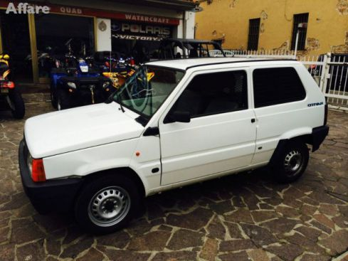 FIAT Panda 1100 cat Business Citivan