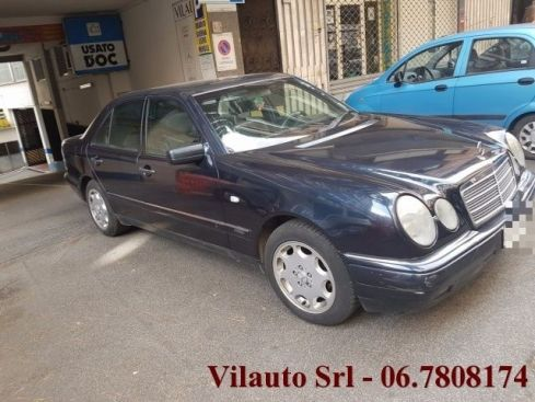 MERCEDES-BENZ E 250 diesel cat Avantgarde