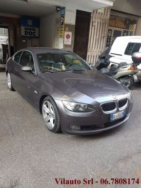 BMW 335 d cat futura pacchetto MSport