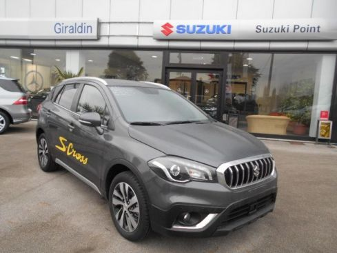 SUZUKI S-Cross 1.4 Boosterjet Start&Stop 4WD All Grip Top