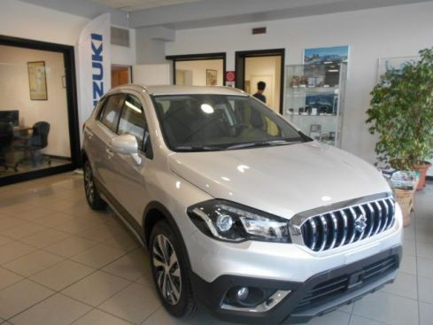 SUZUKI S-Cross 1.6 DDiS Start&Stop 4WD All Grip Top