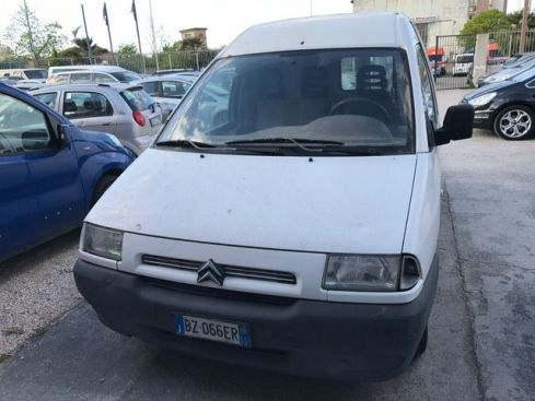 CITROEN Jumper 29 2.0 HDi cat PC-TB Furg.Confort
