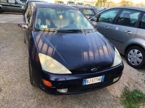 FORD Focus 1.8 TDCi (100CV) cat SW Ambiente