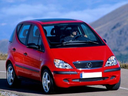 MERCEDES-BENZ A 140 cat Classic