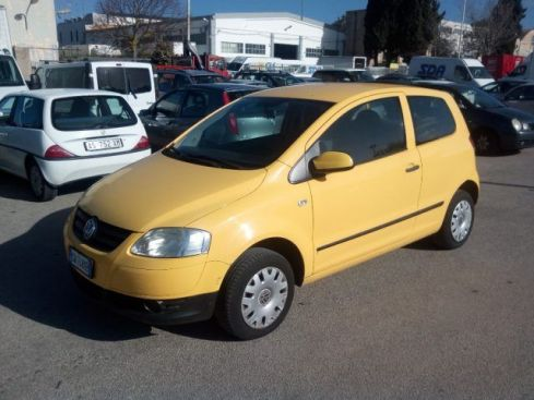VOLKSWAGEN Fox 1.2