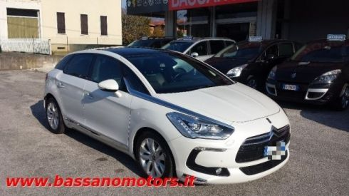 DS DS 5 2.0 HDi 160 aut. Business