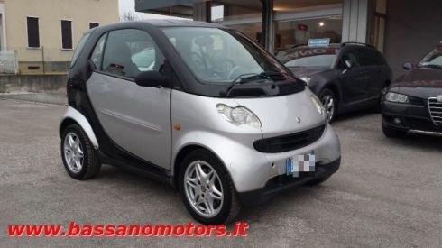 SMART ForTwo 700 coupé pulse (45 kW)