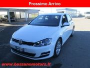 VOLKSWAGEN GOLF 1.6 TDI DSG 5P. COMFORTLINE BLUEMOTION TECHNOLOGY Usata 2013