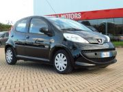 PEUGEOT 107 1.0 68CV SWEET YEARS CAMBIO AUTOM. Usata 2008