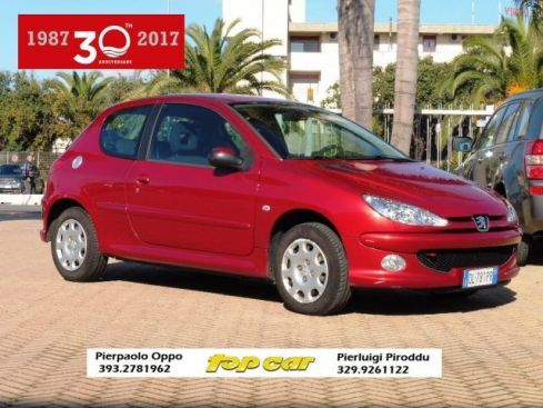 PEUGEOT 206 1.4 3p. Enfant ZERO ACCONTO