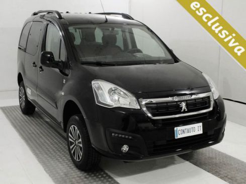 PEUGEOT Partner  Tepee Mix BlueHDi 100 4X4 Endurance