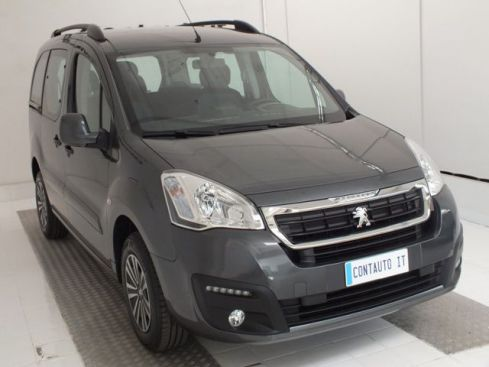 PEUGEOT Partner  Tepee 1.6 BlueHDi 100 CV Active mix