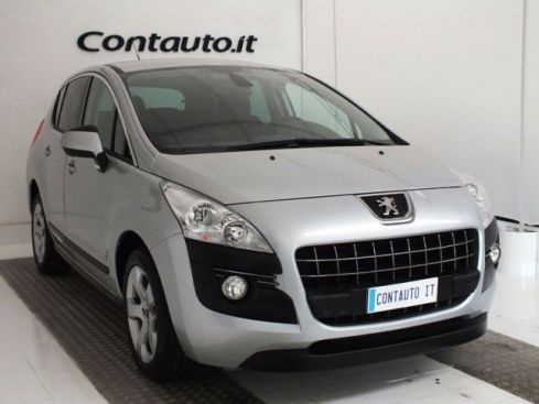 PEUGEOT 3008 1.6 e-HDi Business GrigioSteel
