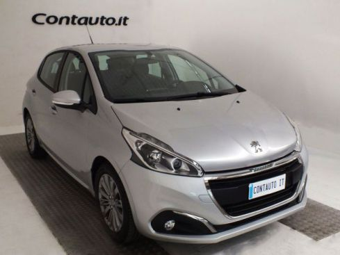 PEUGEOT 208 BlueHDi 75 Active 5p. PackSilver