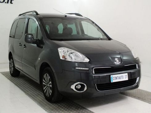 PEUGEOT Partner  Tepee Mix Active N1 Grigio Shark