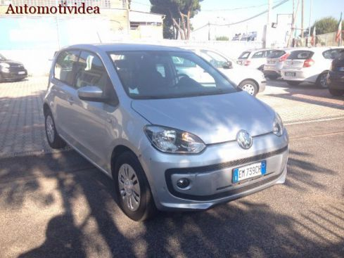 VOLKSWAGEN Up! 1.0 5 porte eco up! move up!BMT**METANO**UNIPRO'**