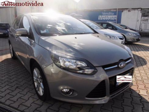 FORD Focus 1.6 TDCi SW Titanium Business**UNIPRO'**