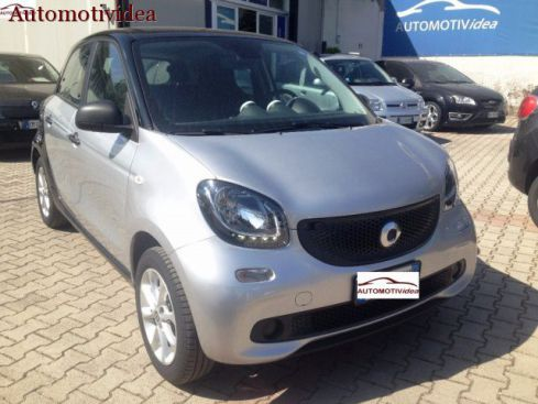 SMART ForFour 70 1.0 Youngster **UNIPPRO'**