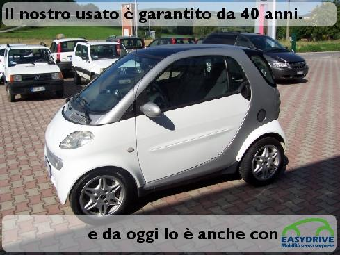 SMART ForTwo Passion 600 benz.