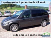 CHRYSLER VOYAGER LIMITED 2.8 CRD AUT. Usata 2006