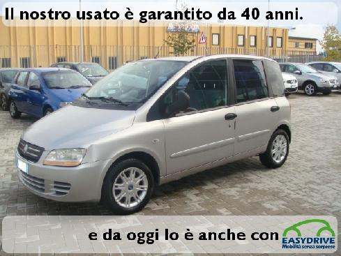 FIAT Multipla 1.9 JTD Dynamic
