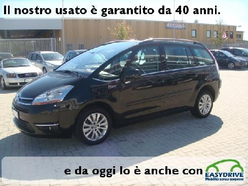 CITROEN C4 2.0 HDi 138 FAP aut. Exclusive