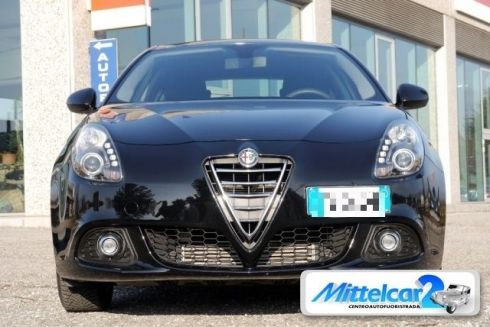 ALFA ROMEO Giulietta 1.4 Turbo 120 CV GPL Distinctive