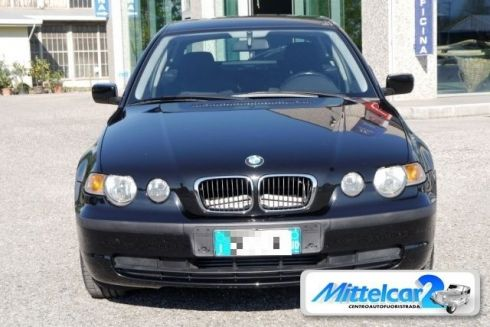 BMW 320 td cat Compact City
