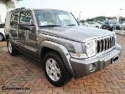 JEEP COMMANDER 3.0 CRD DPF LIMITED 7 POSTI used car 2009