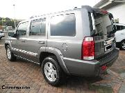JEEP COMMANDER 3.0 CRD DPF LIMITED 7 POSTI Usata 2009