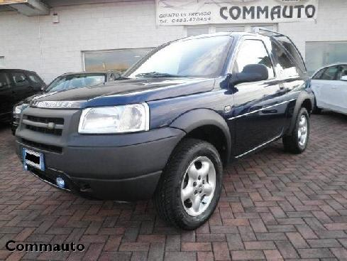 LAND ROVER Freelander 2.0 Td4 16V cat 3p. Hardback
