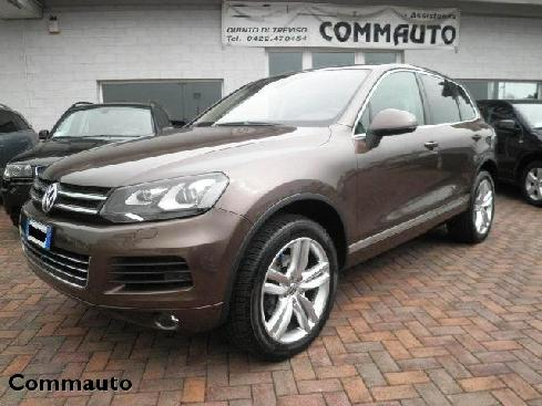 VOLKSWAGEN Touareg 3.0 TDI tip. BlueMotion Technology